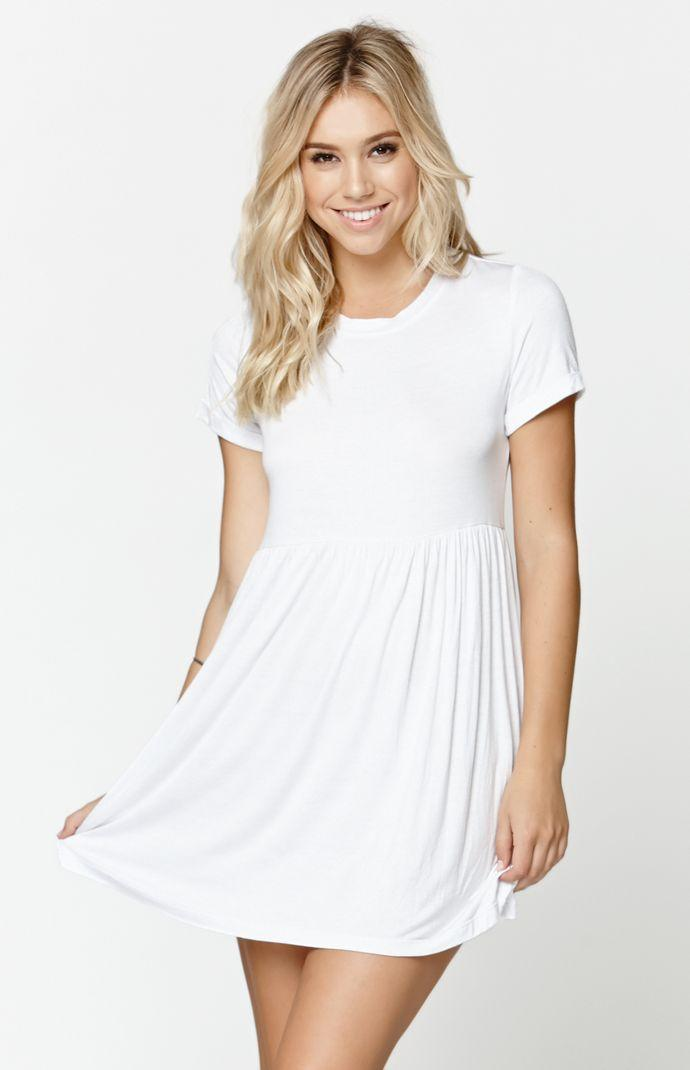 a247b240a125 LA Hearts Babydoll T-Shirt Dress - Womens from PacSun