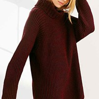 Silence + Noise Modern Turtleneck Sweater-