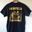 New York Crew : Seinfeld / Judge Hardcore Tee Shirt