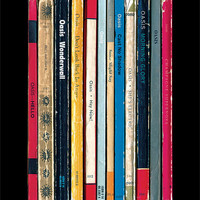 Oasis '(What's The Story) Morning Glory?' Album As Books Poster Print Literary Music Print Penguin Books Poster