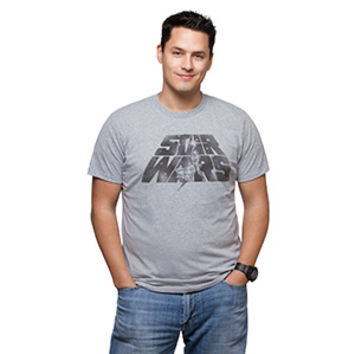 Star Wars Comic Logo Tee