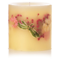Botanical Candle, Wild Carnation, Filled Candles