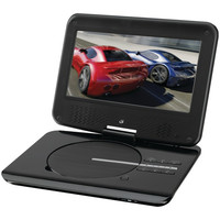 "Gpx Pd931B 9"" Portable Dvd Player"