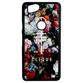 Twenty One Pilots Skeleton Clique 2 Google Pixel 2 Case