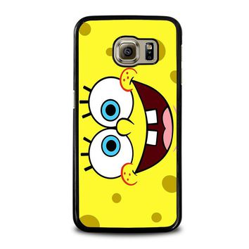 SPONGEBOB 1 Samsung Galaxy S6 Case Cover