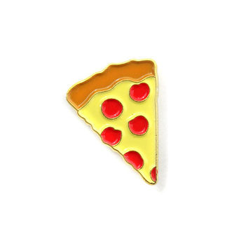 Pizza Emoji Pin