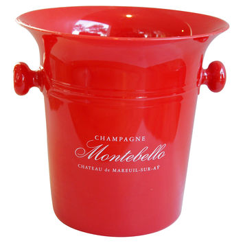 French Montebello  Champagne Ice Bucket