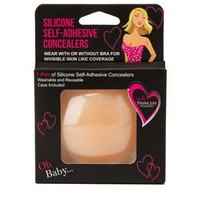 Nude Silicone Self-Adhesive Concealers by Charlotte Russe
