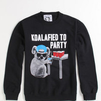 Riot Society Koalafied Crew Fleece at PacSun.com