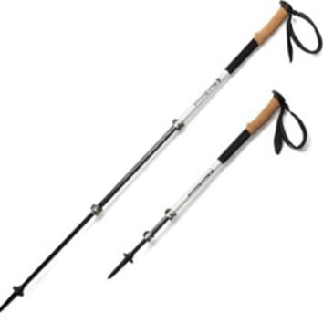 Black Diamond Alpine Carbon Cork Trekking Poles - Pair