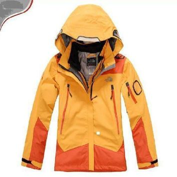 ESBONS The North Face Wind and rain women models Jackets S-XXL