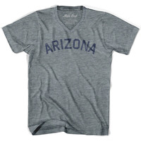 Arizona City Vintage V-neck T-shirt