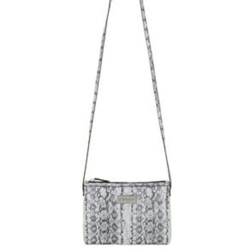 Zoey Cross-Body in White - BCBGeneration