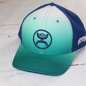 "HOOey ""Ohl fade"" OSFA (snapback) 1633T-NVGN NEW FOR 2017"