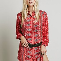 Spell & the Gypsy Collective Womens Gypsianna Shirt Dress