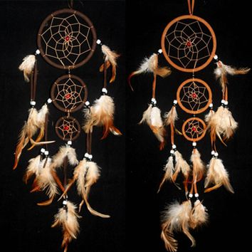 Mysterious Dream Catcher Wall Hanging Decor Long