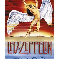 Led Zeppelin Swan Song Poster - Spencer's