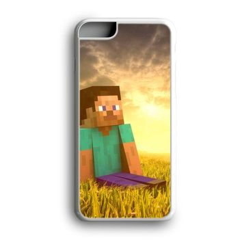 Black Friday Offer Sunset With Minecraft iPhone Case & Samsung Case