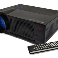 FAVI LED4T 720p Ultra-Bright LCD Home Theater Projector (RioHD-LED-4T)
