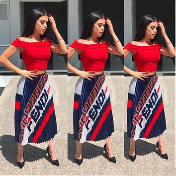 Soft Comfortable FENDI Skirt