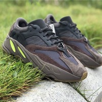 """[ Free Shipping ]Adidas Yeezy Boost 700 """"Mauve"""" Basketball Sneaker"""
