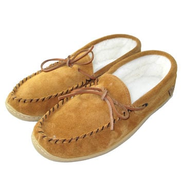 Men's Fleece Lined Driving Moccasins - 51007M