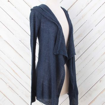 Fall into Place Hooded Cardigan | Altar'd State