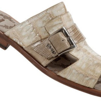 Mauri - '1653' Genuine Crocodile Sandal