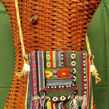Native One Pocket Shoulder Bag