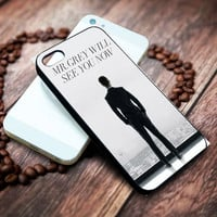 50 shades of grey movie Iphone 4 4s 5 5s 5c 6 6plus 7 case / cases
