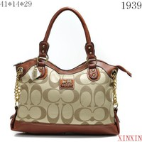 Coach Women Fashion Shopping Shoulder Bag