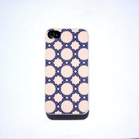 Blue flowers Phone case/phone cover for iphone 4/iphone 5