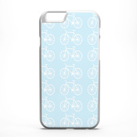 Cute iPhone Case - FREE Shipping to USA bicycle art print blue iphone cases iPhone 6 plus slim fit plastic case hipster iphone ipod 5