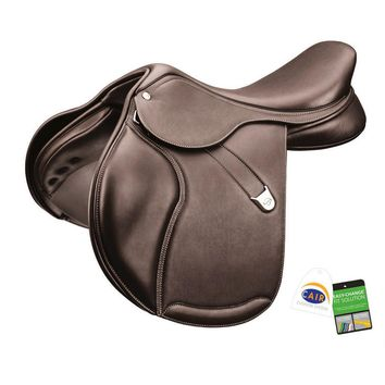 Bates (CAIR) Pony Elevation Plus Saddle with Luxe Leather