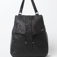 RVCA I'm Booked School Backpack - Womens Handbags - Black - One