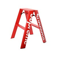 Supreme Lucano Step Ladder in Red