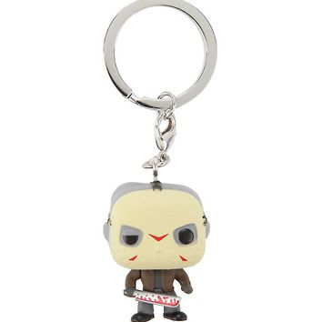 Funko Friday The 13TH Pocket Pop! Jason Voorhees Key Chain
