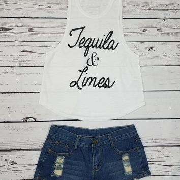 Tequila and Limes Tank