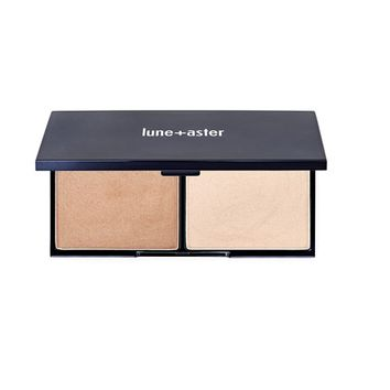 Lune+Aster Moonrise Glow & Contour Bronzing Palette (Lune+Aster 1430902153), Bronzer and Luminizer