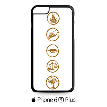 Divergent Symbols iPhone 6S  Plus  Case