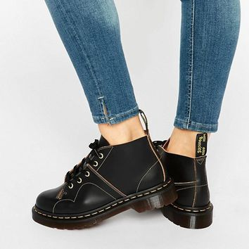 Dr Martens Church Monkey Ankle Boots at asos.com