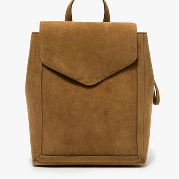 Loeffler Randall / Small Backpack in Sienna