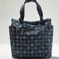 AEO Quilted Tote Handbag