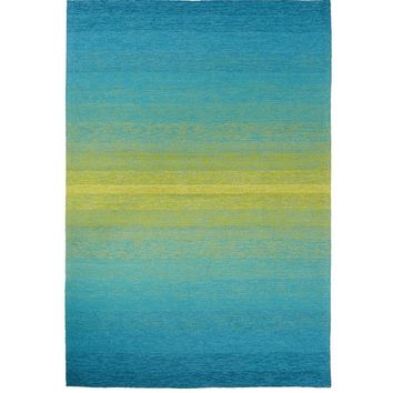 Carmel Turquoise Luxury Outdoor Rug