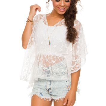 Somedays Lace Top