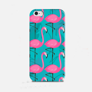 Flamingo Case for iPhone