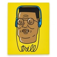 Hank Trill Canvas