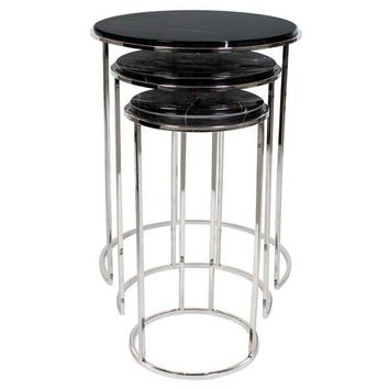 Eichholtz Millennium Side Table (set of 3)