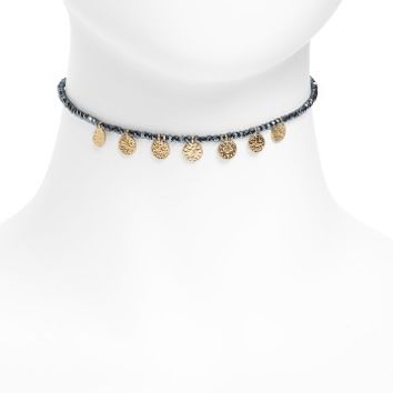 Canvas Jewelry Beaded Choker | Nordstrom