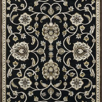 Loloi Halton Black / Gold Area Rug